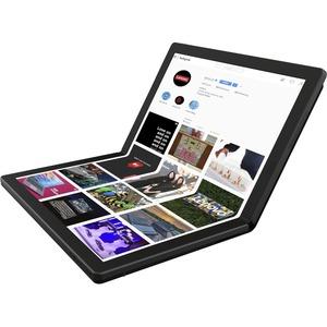 """Lenovo ThinkPad X1 Fold Gen 1 20RL0011HV Tablet - 33.8 cm (13.3"""") QXGA - 8 GB RAM - 512 GB SSD - Windows 10 Pro 64-bit - 5"""