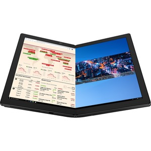 "Lenovo ThinkPad X1 Fold Gen 1 20RL0012HV Tablet - 33.8 cm (13.3"") QXGA - 8 GB RAM - 1 TB SSD - Windows 10 Pro 64-bit - 5G"