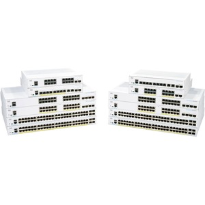 CBS250 Smart 48-port GE, PoE, 4x1G SFP