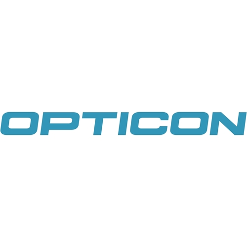 Opticon AC Adapter - For Cradle, Charger - 110 V AC, 220 V AC Input - 2 A Output