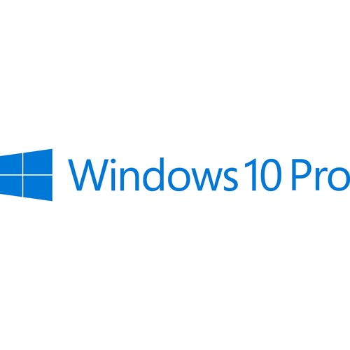 Microsoft Windows 10 Pro 64-bit - License - 1 License - OEM - DVD-ROM - PC