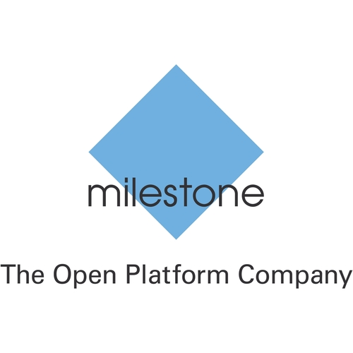 Milestone Systems XProtect Express+ - Base License - 1 License