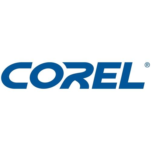 Corel CorelDRAW Graphics Suite - Sottoscrizione (rinnovo) - 1 Utente - 1 Anno/i - Livello di Prezzo (5-50) Licenze - Volum