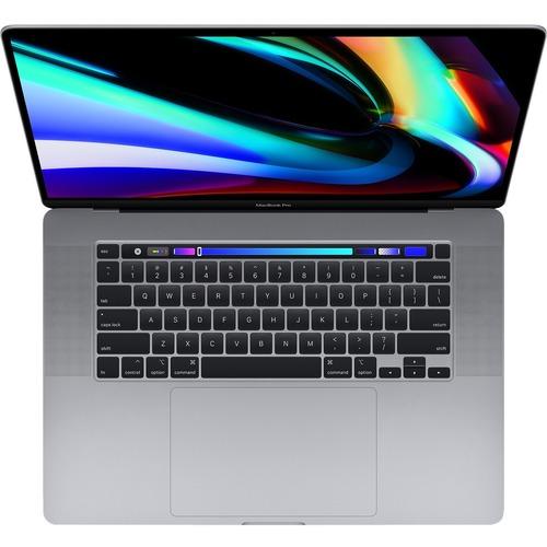 "Apple MacBook Pro MVVJ2LL/A 16"" Notebook - 3072 × 1920 - Intel Core i7 (9th Gen) Hexa-core (6 Core) 2.60 GHz - 16 GB RAM -"