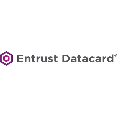 Entrust Datacard Original Ribbon - Black, Monochrome - Dye Sublimation - High Yield - 1500 Pages