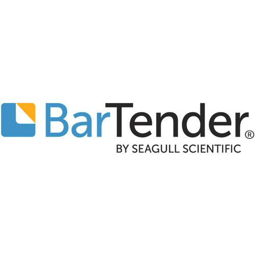 BarTender ScriptLogic Enterprise Edition + 3 Years Standard Maintenance and Support - License - 10 Printer - PC