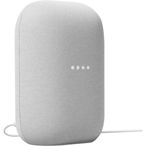Smart Speaker Google Nest Audio Bluetooth - Google Assistant Supportati - Gesso - LAN wireless