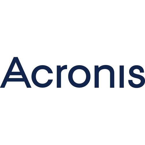 Acronis Backup Standard Office 365 Pack - Subscription Licence (Renewal) - 5 Seat, 50 GB Cloud Storage Space - 3 Year