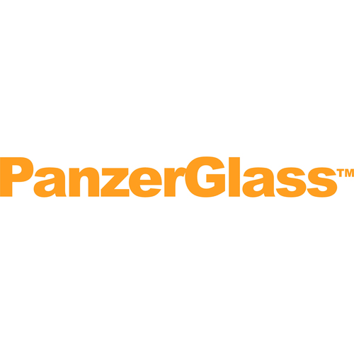 PanzerGlass Original Tempered Glass Screen Protector - Black, Crystal Clear - For LCD Smartphone - Fingerprint Resistant,