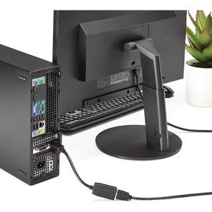 StarTech.com Adaptador de Vídeo DisplayPort® a HDMI® - Conversor DP - 1920x1200 - Pasivo - Extremo prinicpal: 1 x HDMI Hem