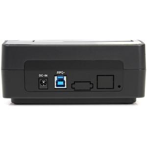 """StarTech.com Estaci - 1 x HDD admitido - 1 x SSD admitido - 1 x Bahía 3,5"""" - Plástico"""