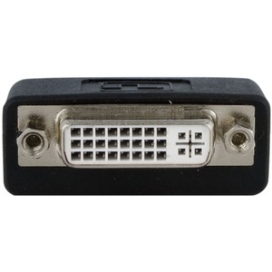 StarTech.com DisplayPort DVI Video Adapter Converter - 1 x DVI-D Female Digital Video - 1 x DisplayPort Male Digital Audio