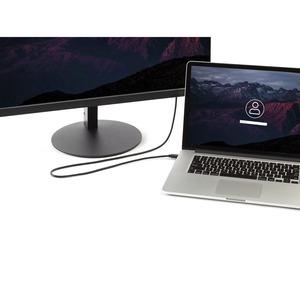 StarTech.com 3 ft Mini DisplayPort to DisplayPort 1.2 Adapter Cable M/M - DisplayPort 4k - DisplayPort Male Digital Audio/