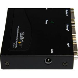 StarTech.com Sdoppiatore video 350 MHz ad alta risoluzione a 4 porte - 2048 x 1536 - QXGA - 1 Dispositivo d'ingresso - 4 D