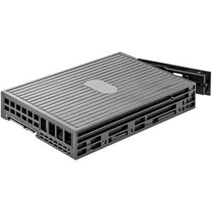 """StarTech.com Convertitore di dischi rigidi SATA/SAS 2,5"""" SSD/HDD in SATA 3,5"""" - 1 x Disco rigido supportato - 1 x SSD supp"""