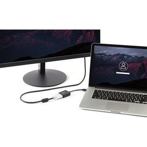 StarTech.com Mini DisplayPort to DVI Adapter, Mini DP to DVI-D Converter, 1080p Video, VESA Certified, mDP 1.2 to DVI Moni