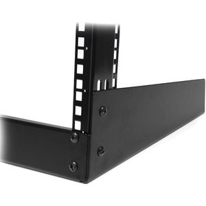 "StarTech.com 12U Open Frame Rack - 19"" 2 Post Network Rack - Audio Video & IT Equipment Rack for Your Server Room - Free S"