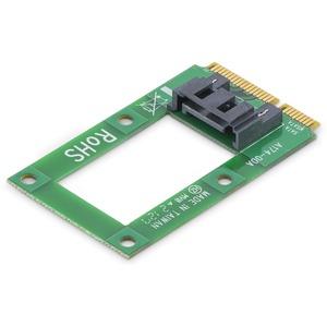 StarTech.com Adattatore mSATA a HDD / SSD SATA - Scheda convertitore Mini SATA a SATA