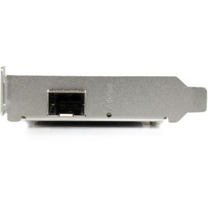 StarTech.com PCI Express 10 Gigabit Ethernet Fiber Network Card w/ Open SFP+ - PCIe x4 10Gb NIC SFP+ Card - 10GbE Fiber Et
