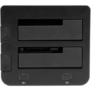 StarTech.com Universal hard drive docking station - SATA and IDE dock - 2.5in & 3.5in HDD and SSD docking station with UAS