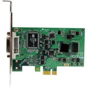 StarTech.com PCIe Video Capture Card - HDMI / DVI / VGA / Component - 1080p - Game Capture Card - HDMI Video Capture Card