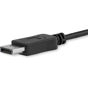 StarTech.com Cavo Adattatore USB-C a DisplayPort 1,8m - 4k 60hz - Compatibile con TB3 - Estremità 1: 1 x USB Tipo C Maschi