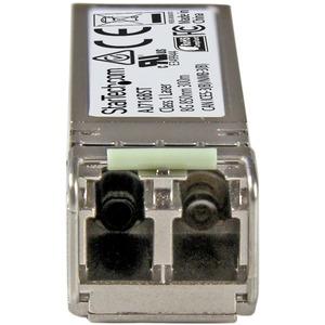 StarTech.com HPE AJ716B Compatible SFP+ Module - 8G Fiber Channel SW - 8GE Gigiabit Ethernet SFP+ 8GbE Multi Mode Fiber Tr