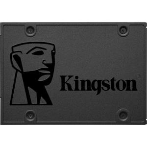 """Kingston A400 480 GB Solid State Drive - 2.5"""" Internal - SATA (SATA/600) - 500 MB/s Maximum Read Transfer Rate"""