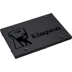 """Kingston A400 120 GB Solid State Drive - 2.5"""" Internal - SATA (SATA/600) - 500 MB/s Maximum Read Transfer Rate"""