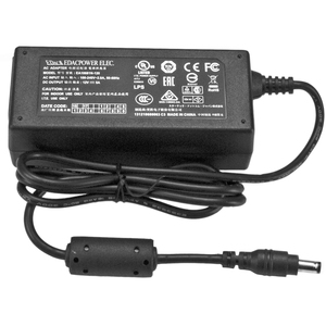 StarTech.com Replacement 12V DC Power Adapter - 12 Volts 5 Amps - For Media Converter, Cable Extender, KVM Switch - 12 V D