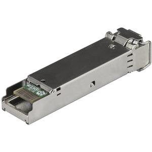 StarTech.com Módulo SFP de Fibra LC Monomodo 100Base-BX de subida MSA de 100Mbps DDM DOM 10km - Para Redes Ópticas, Redes