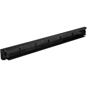 StarTech.com Blanking Panel - 10 Pack - 1U - 19in - Steel - Black - Blank Rack Panel - Filler Panel - Rack Mount Panel - P