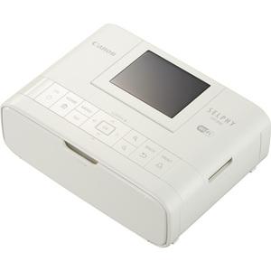 "Canon SELPHY CP1300 Dye Sublimation Printer - Colour - Photo Print - Portable - 8.1 cm (3.2"") Display - White - 47 Second"