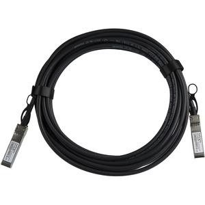 StarTech.com 6m 10G SFP+ to SFP+ Direct Attach Cable for Cisco SFP-H10GB-CU6M- 10GbE SFP+ Copper DAC 10Gbps Passive Twinax