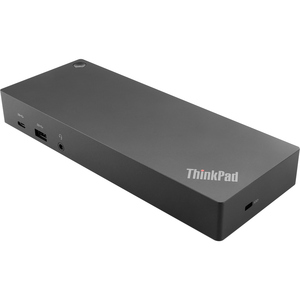 Lenovo USB Type C Docking Station for Notebook - 3 x USB Ports - Wired