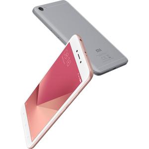 "MI Redmi Note 5A 16 GB Smartphone - 14 cm (5.5"") LCD HD 1280 x 720 - 2 GB RAM - Android 7.1.2 Nougat - 4G - Grey - Bar - Q"