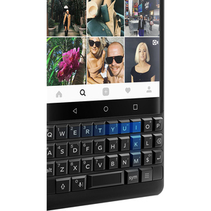 "Smartphone BlackBerry KEY2 128 GB - 4G - 11,4 cm (4,5"") LCD 1620 x 1080 - Kryo 260Quad core (4 Core) 2,20 GHz + Kryo 260 Q"