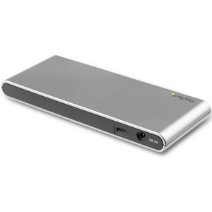 StarTech.com Lector Grabador USB-C de Tarjetas de Memoria Flash SD con 4 Ranuras - USB Tipo C - USB 3.1 - SD 4.0 - UHS-II