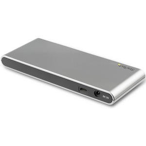 StarTech.com Flash Reader - USB 3.1 Type C - External - 1 Pack - TAA Compliant - SD, SDHC, SDXC, microSD, miniSD, MMCmobil