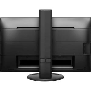 "Philips B-Line 252B9 63.5 cm (25"") WUXGA WLED LCD Monitor - 16:10 - Textured Black - 635 mm Class - 1920 x 1200 - 16.7 Mil"