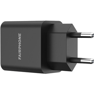 Fairphone AC Adapter - USB - For USB Device, Smartphone, Mobile Device - 120 V AC Input - 5 V DC/3 A Output