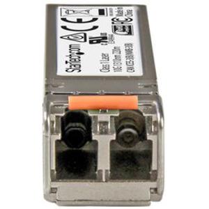 StarTech.com Transceptor SFP+ LC - Brocade XBR-000182 - Para Redes Ópticas, Redes de datos - Fibra Óptica - Multi-modo - E