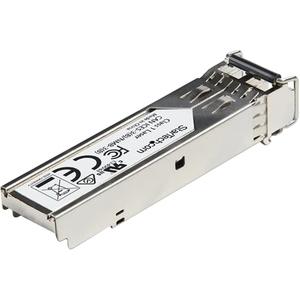 StarTech.com Módulo SFP+ - 10GBase-BX Compatible Cisco® - Downstream - LC - Para Redes de datos, Redes Ópticas - Fibra Ópt