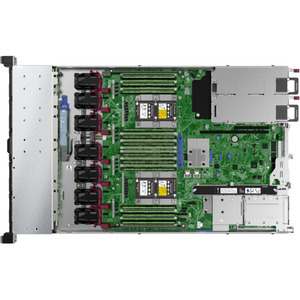 HPE ProLiant DL360 G10 1U Rack Server - 1 x Intel Xeon Gold 5218 2.30 GHz - 32 GB RAM - Serial ATA/600, 12Gb/s SAS Control