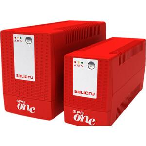 SAI de línea interactiva Salicru SPS ONE SPS 1500 ONE - 1,50 kVA/900 W - Torre - AVR - 6 Hora(s) Tiempo de Recarga de Bate