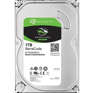 "Seagate BarraCuda ST1000DM010 1 TB Hard Drive - 3.5"" Internal - SATA (SATA/600) - 7200rpm"