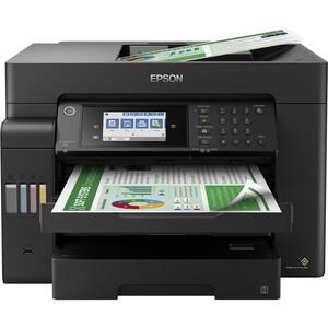 Epson L15150 Wireless Inkjet Multifunction Printer - Colour - Copier/Fax/Printer/Scanner - 32 ppm Mono/22 ppm Color Print