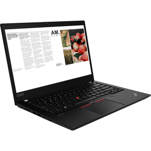 "Lenovo ThinkPad T14 Gen 1 20S00037US 14"" Notebook - Full HD - 1920 x 1080 - Intel Core i5 (10th Gen) i5-10310U 1.60 GHz -"