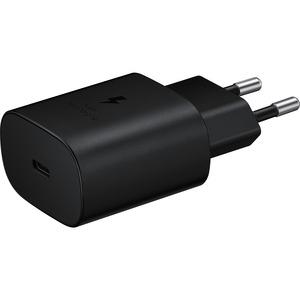 SAMSUNG WALL CHARGER 25W USB-C BLACK EP-TA800XBEGWW