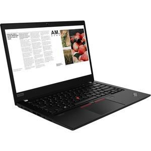 "Lenovo ThinkPad T14 Gen 1 20S0000SHV 35.6 cm (14"") Notebook - 4K UHD - 3840 x 2160 - Intel Core i7 (10th Gen) i7-10510U Qu"